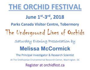 Bruce Peninsula Orchid Fest 2018 @ Bruce Peninsula National Park Centre | Tobermory | Ontario | Canada